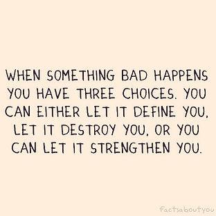 ADHD Coach Robin Richter - Stigma2Strength Favorite Quote