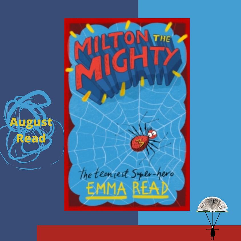 Story Bites Book Club explore Milton the Mighty