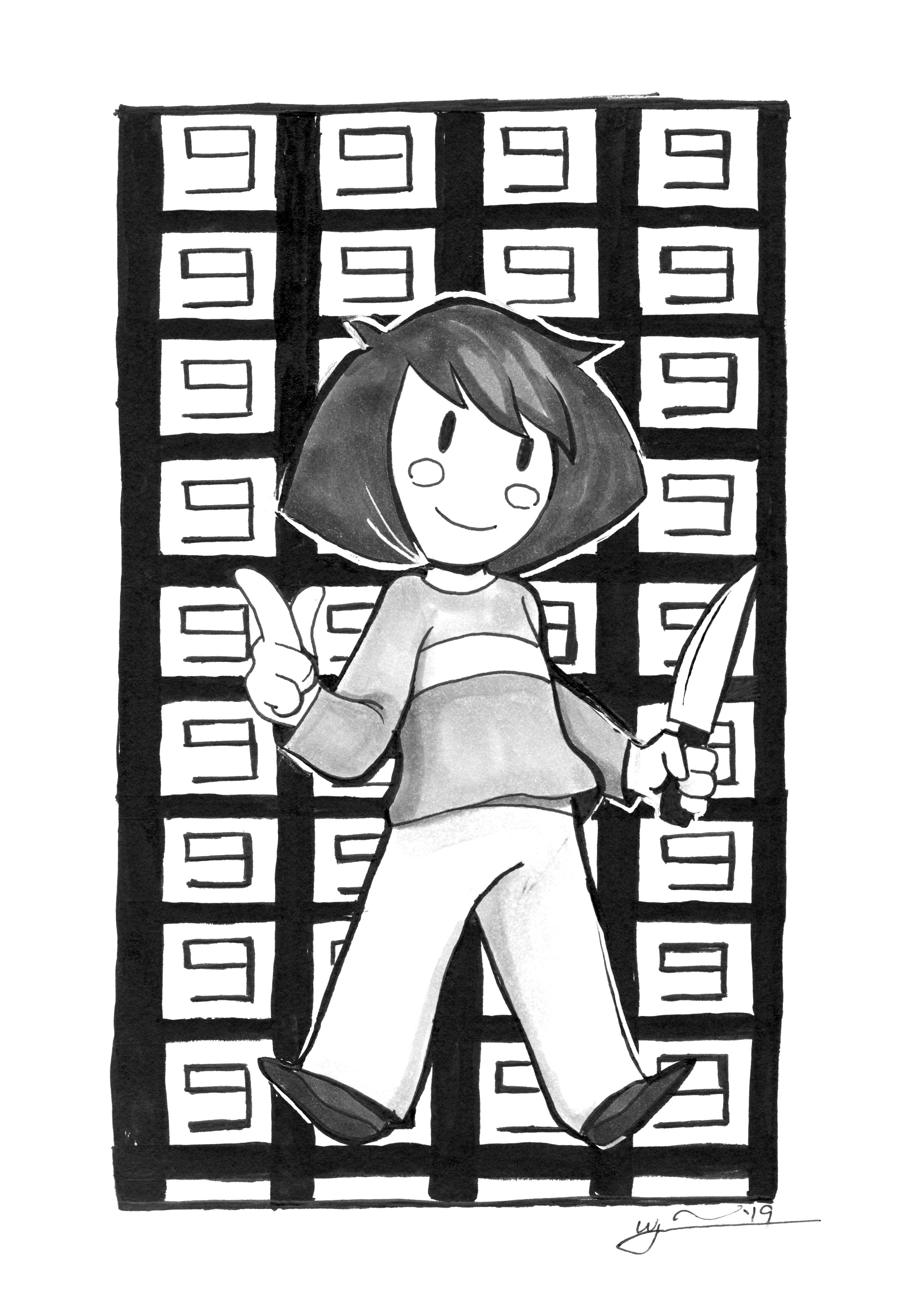 """CHARA (From """"Undertale"""")"""