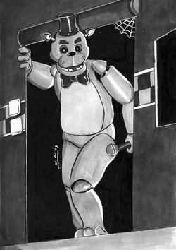 "FREDDY FAZBEAR (From ""Five Nights at Freddy's"")"