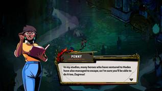 Hades x Fallrest Harbor: Penny