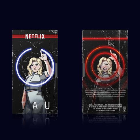 TAU VHS COVER