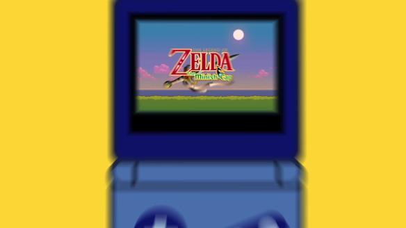Motion Graphics - Game Boy Mock Ad
