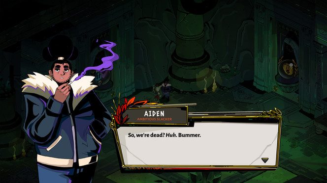 Hades x Fallrest Harbor: Aiden