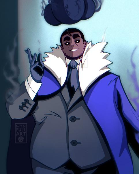Shadow Man Aiden