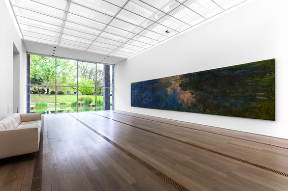 Claude Monet in Fondation Beyeler