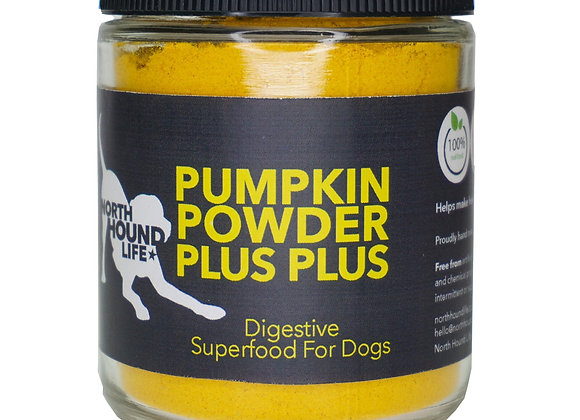North Hound Life Pumpkin Powder Plus Plus: Superfood for Dogs