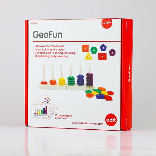 Geofun Shape Abacus Activity Set