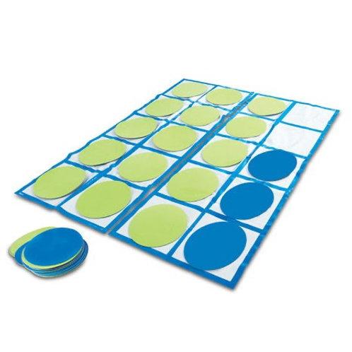 10 Frame Floor Mat Activity Set