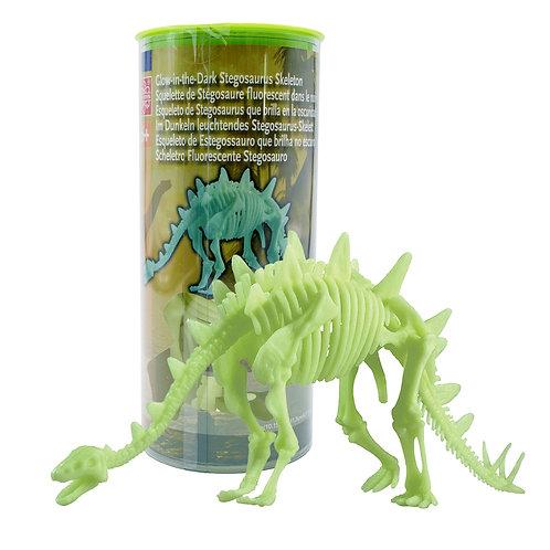 Glow in the Dark Dino Skeleton