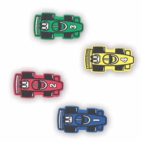 Magnetic Whiteboard Erasers - Set of 4