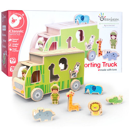 Animal Sorting Truck