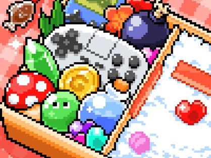 Pixel Bento