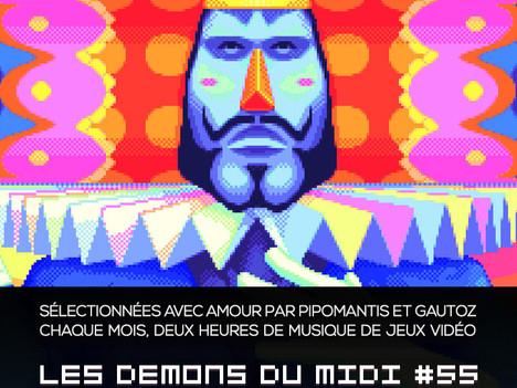 Les Démons du MIDI Vol.55