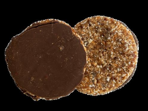 "Coconut ""YingYang"" Chocolate Cookies"