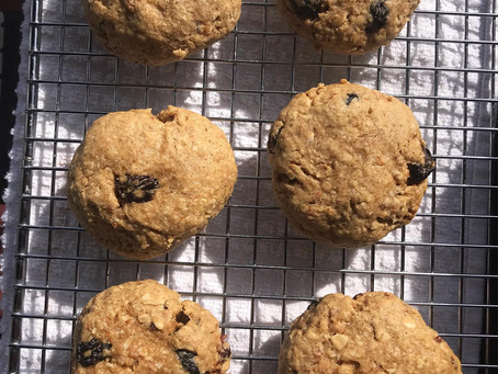 Nana's Oatmeal Raisin Cookies