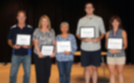 2019 GEEF Teach-Staff Appreciation Awards