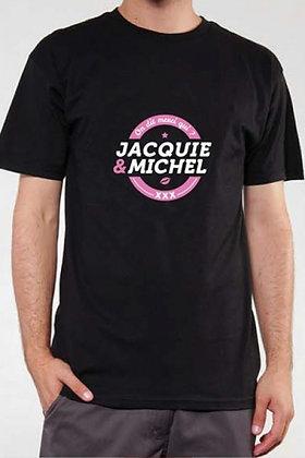Tee shirt Jacquie et Michel