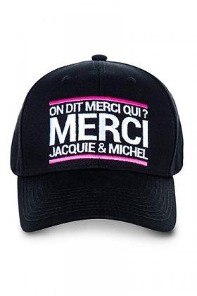 Casquette Jacquie et Michel