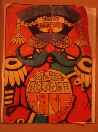 DJ Roscoe poster