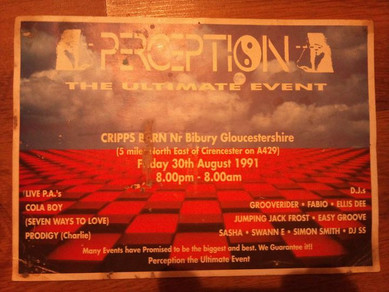 Perception 1991