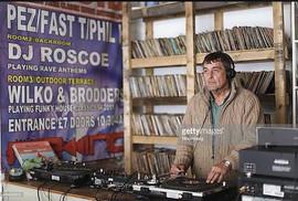 DJ Roscoe on the dex