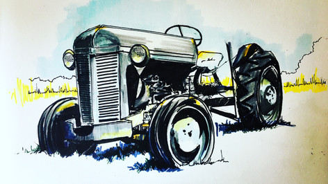 Tractor Revisited