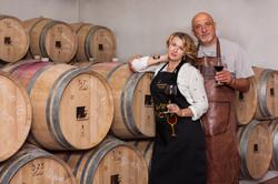Ivan Allah  wine barrels
