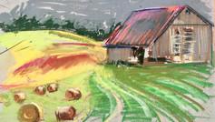 Early Mountain Vineyard Barn