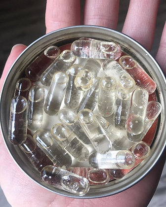 15 CBD capsules