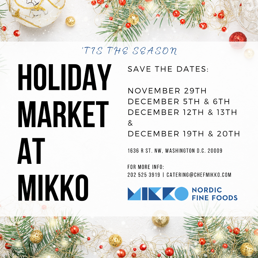 Holiday Market at MIKKO (1)