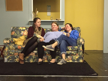 A trip down memory lane – Di and Viv and Rose Cast Blog