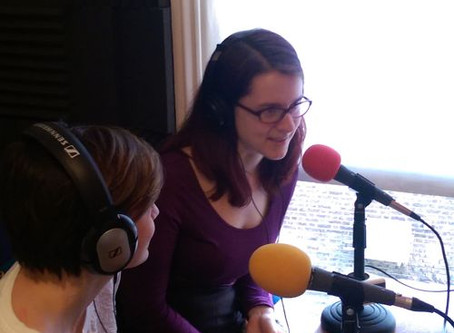 New Stagers on the radio