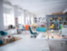 décoratrice espace de travail, bureaux deco