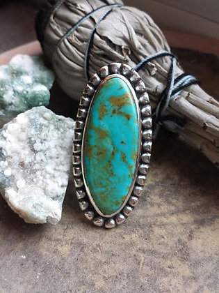 Turquoise Statement Ring SOLD