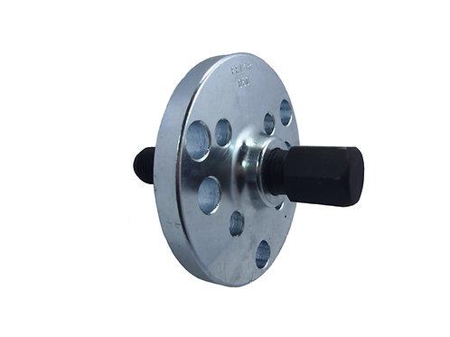 050 - Extrator da polia do compressor harmônico do Opala.