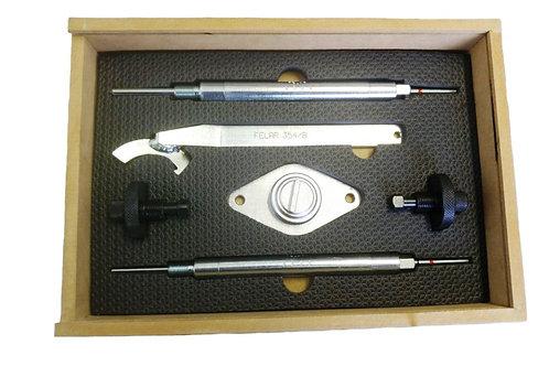 312 - Conjunto de ferramentas p/ troca correia FIRE.