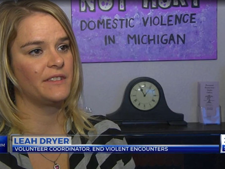 This Morning: Warning signs of domestic violence, candle light vigil tonight in Lansing