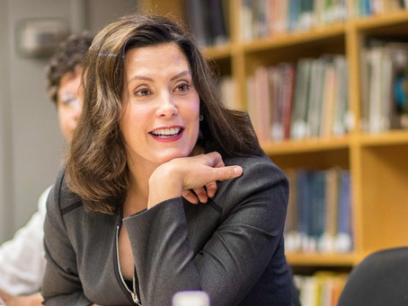 Gretchen Whitmer donates all $3,330 donation she received from Strampel