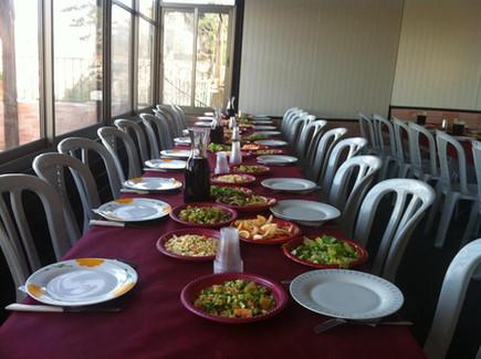 ארוחות משפחתיות מכל הלב