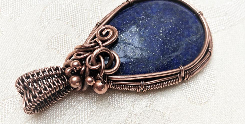 Lapis Lazuli Teardrop