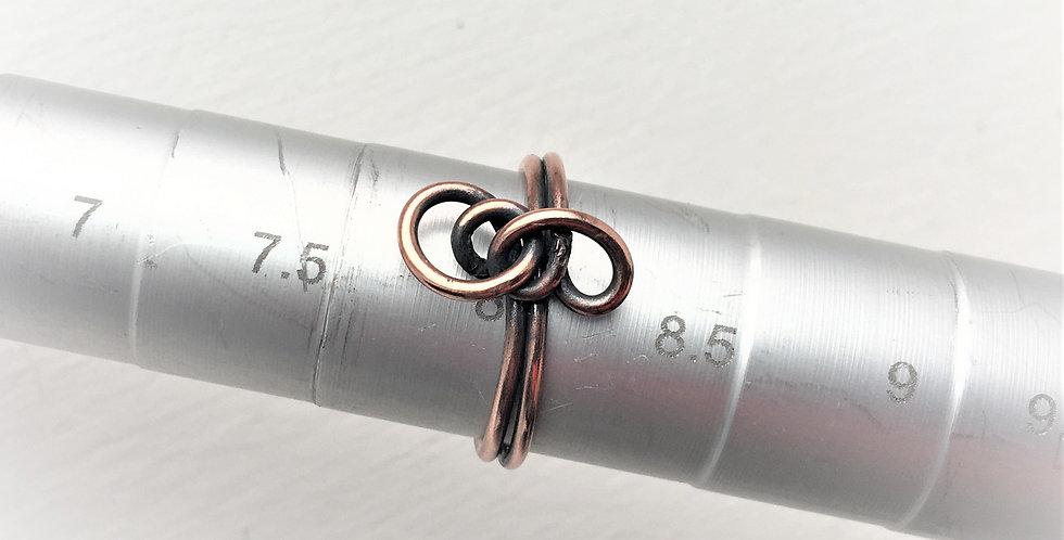 Infinity Knot Sz. 8
