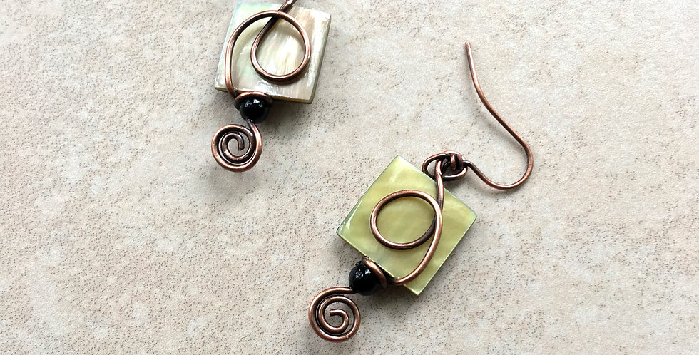 Abalone Squares and Copper