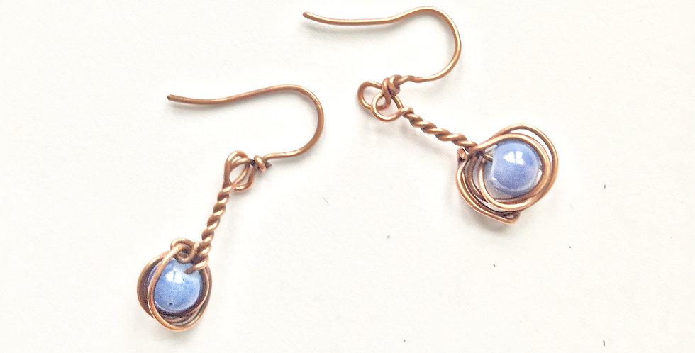 Blue Aventurine Bead
