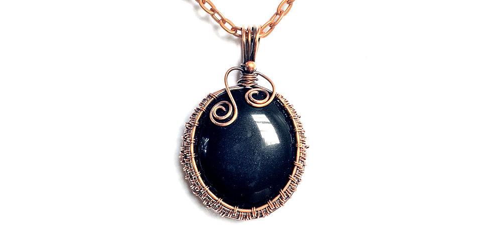 Black Onyx Oval