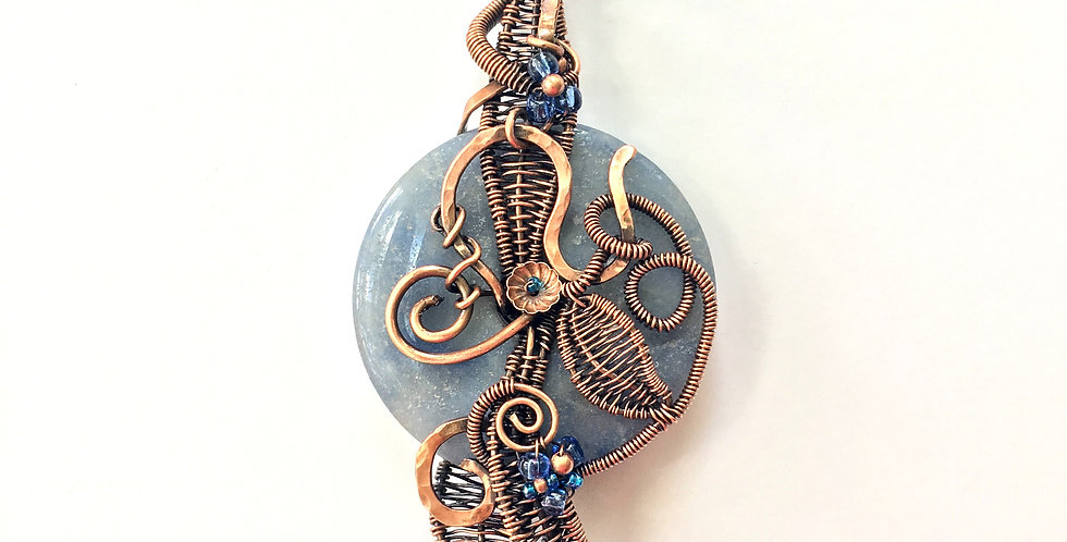 Dream in Blue Aventurine