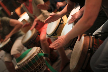 Drum circles, hand drums, hand drumming classes and lessons, Austin, Texas