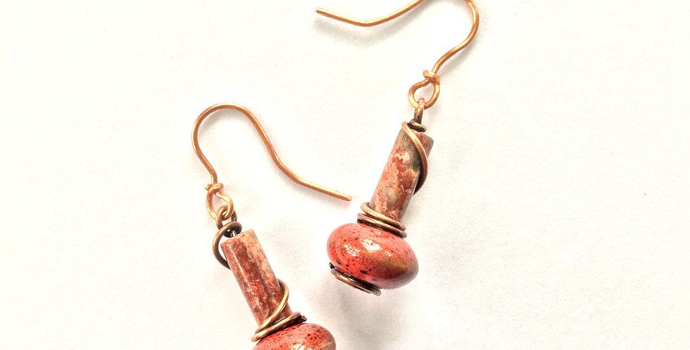 Jasper & Ceramic Beads