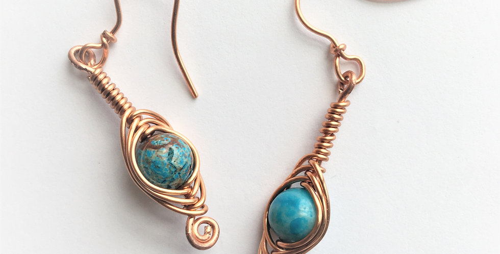 Ocean Jasper Beads
