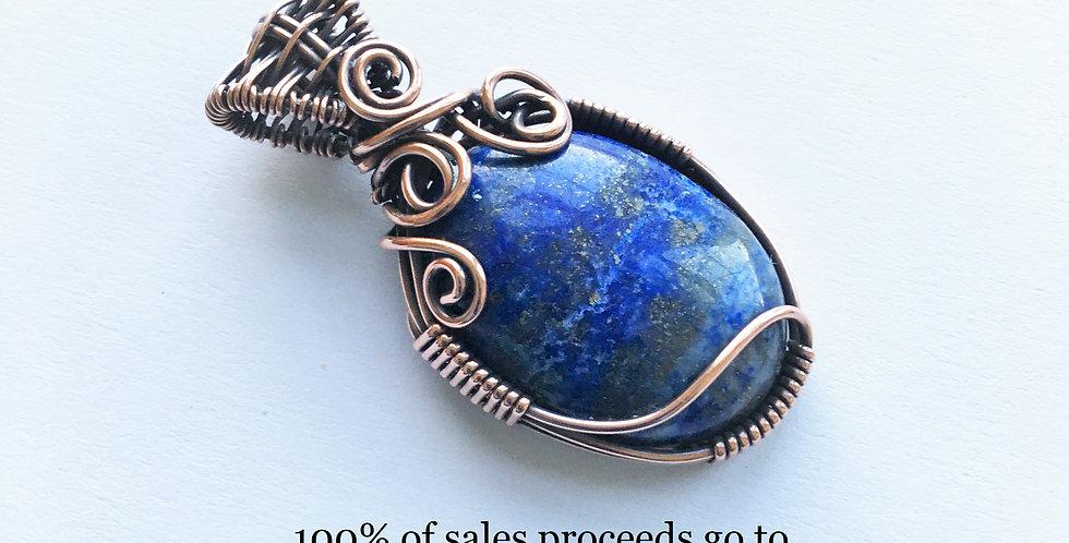 Lapis Lazuli Oval